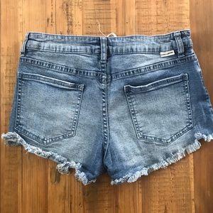 Billabong Denim Shorties Size 27